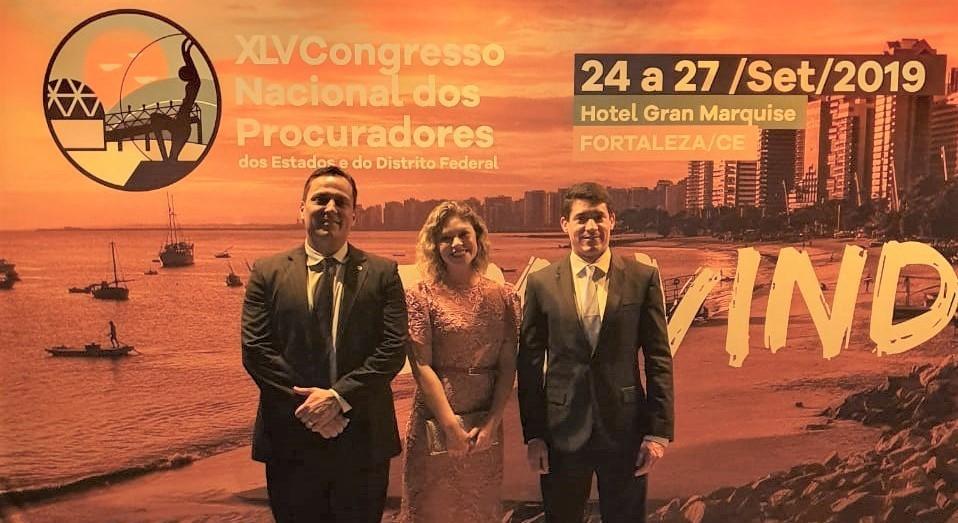 FORVM PARTICIPA DE CONGRESSO NACIONAL DOS PROCURADORES DOS ESTADOS E DO DF
